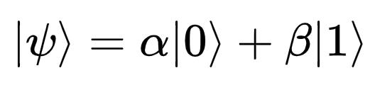 State of a Quantum Bit or Qubit
