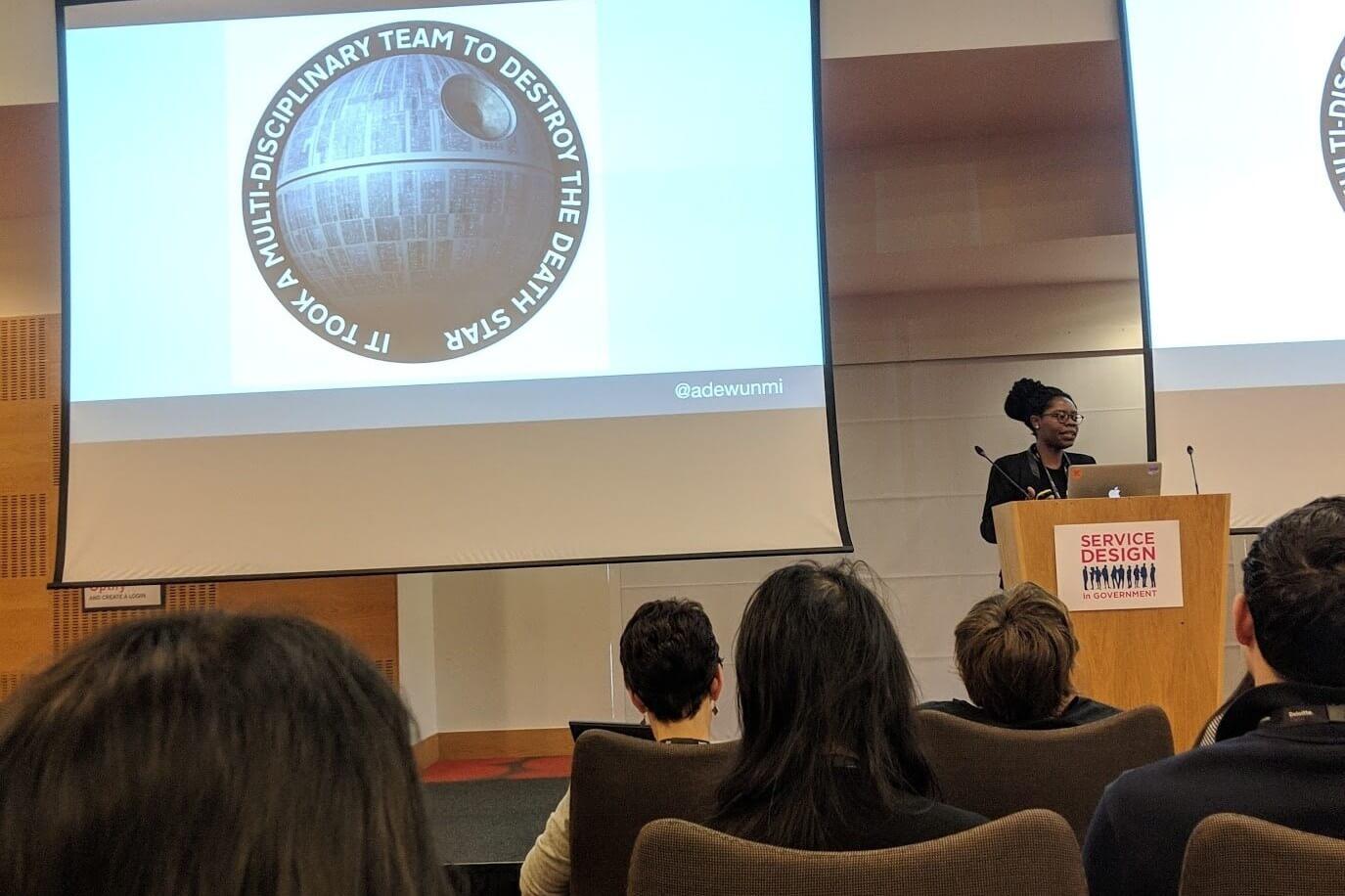 Ade Adewunmi, Data Transformation Consultant