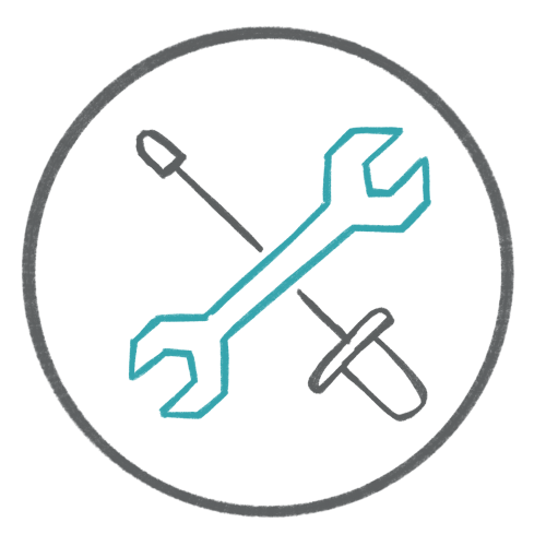 Proven capabilities icon